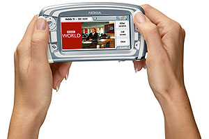 Nokia se alía con varias empresas para lanzar TV y radio en móviles