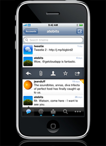 Twitter compra Tweetie y la ofrecerá gratis para iPhone