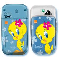 Orange customiza dos móviles con Tweety