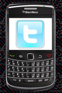 Llega la versión de Twitter para BlackBerry
