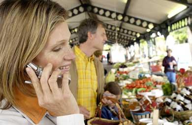 La penetración del móvil en España supera ya el 100%