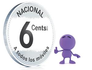 Nace Vectone Móvil, con una tarifa única de 6,96 céntimos