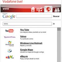 Vodafone live! incorpora YouTube en español