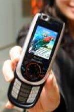 Móvil Samsung reconoce gestos
