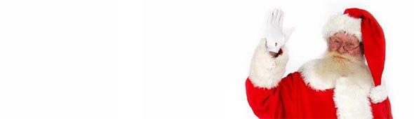 mensajes Papá Nöel y Santa Klaus