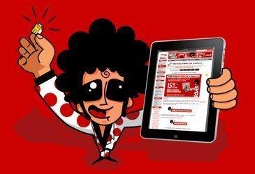 Nueva tarifa movilonia.com con microSIM para Apple iPad 3G
