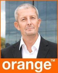 Carlos Guri, de Orange.