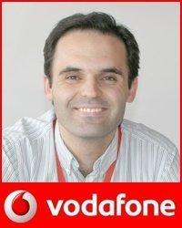 Roberto Franza, de Vodafone