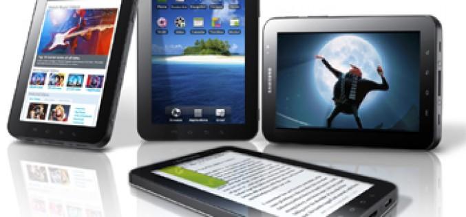 Vodafone subvencionará la Samsung Galaxy Tab