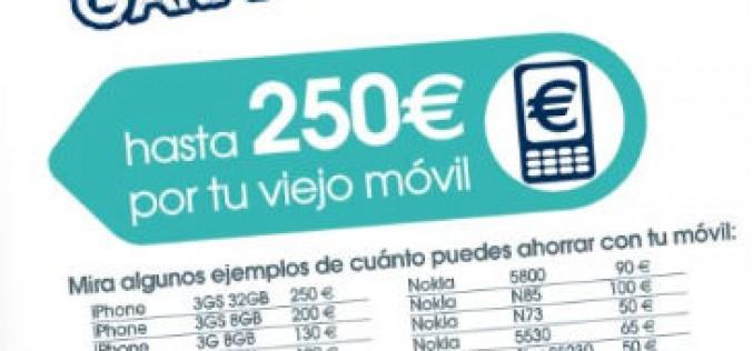 Phone House paga hasta 250€ por los viejos iPhone