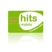 Tarjeta SIM de Hits Mobile