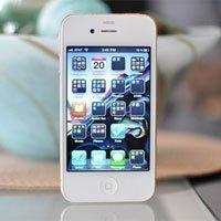 iPhone 4 blanco