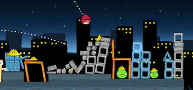 El año de 'Angry Birds'