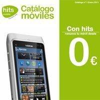 Catálogo de Hits Mobile