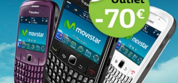 Movistar también monta su outlet de móviles