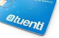 Tarjeta SIM de Tuentimóvil