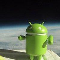Un Android en el espacio