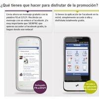 Facebook para móviles sencillos