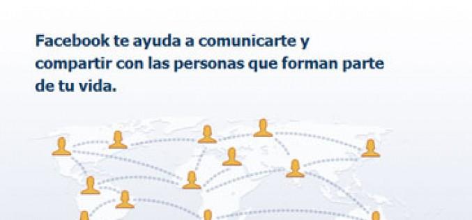 Facebook lanza una aplicación para usuarios sin smartphone