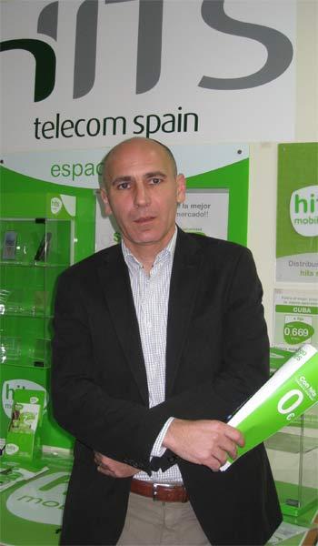 Pablo Llopis, director de marketing de Hits Mobile.