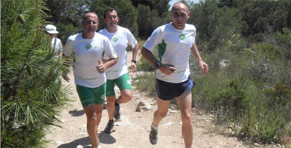 Jesús Jaquotot, Arturo Grau y Pablo Llopis