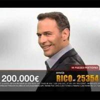 Carlos Lozano, presentador de 'Rico al instante', en Antena 3