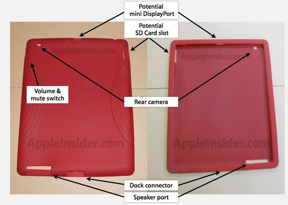 Funda Apple iPad 2