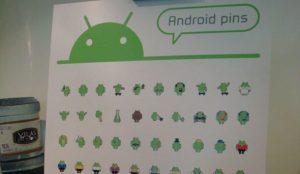 Pins de Android