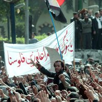Altercados en Egipto