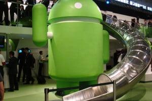 Tobogán Android