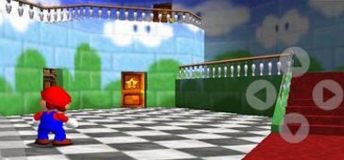 'N64oid', un emulador de la Nintendo 64 para Android