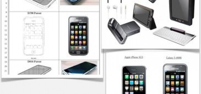 Samsung, obligada a mostrar sus prototipos a Apple