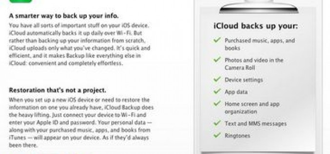 iCloud Communications denuncia a Apple por usar su marca