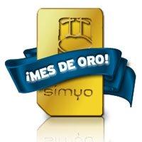 Simyo: Mes de oro