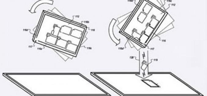 Apple patenta una app para transferir archivos entre dispositivos mediante gestos