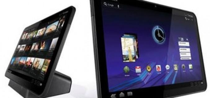 Motorola, decepcionada con las ventas del Motorola Xoom
