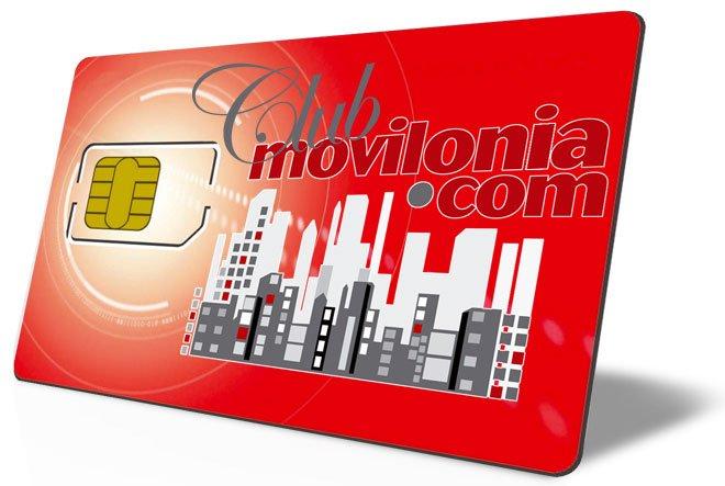 Tarjeta Club movilonia.com