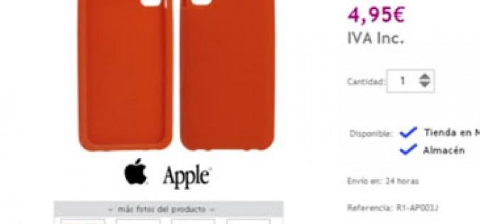 Fundas para iPhone 5 por 4,95 euros
