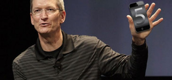 2 de cada 3 usuarios de iPhone planea comprar un iPhone 5