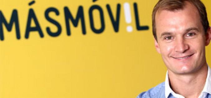 Masmóvil cambia de logo, pero calca la estrategia de sus rivales
