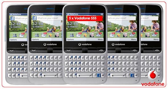 5 Vodafone 555 para los que pronostiquen el palmarés de los 'Premios movilonia.com 2011'