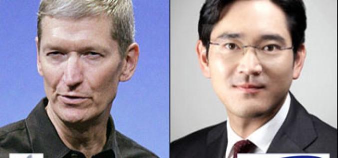 Nuevo intento para acercar posturas entre Apple y Samsung