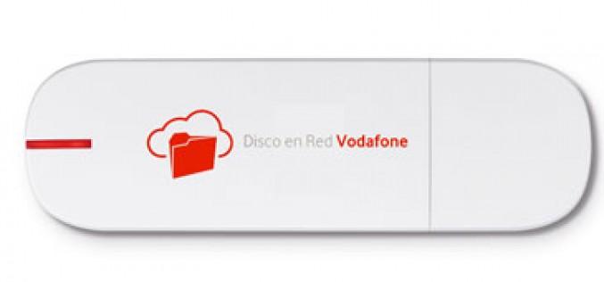 Vodafone presenta Disco en Red