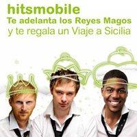 Promoción 'Viaje a Sicilia' de Hits Mobile