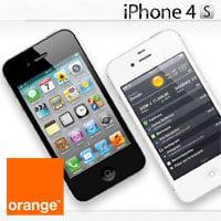 iPhone 4S con Orange