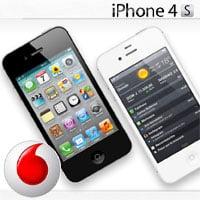 Precios del iPhone 4S con Vodafone