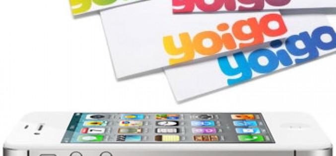 Yoigo también podría comenzar a subvencionar el iPhone 4S
