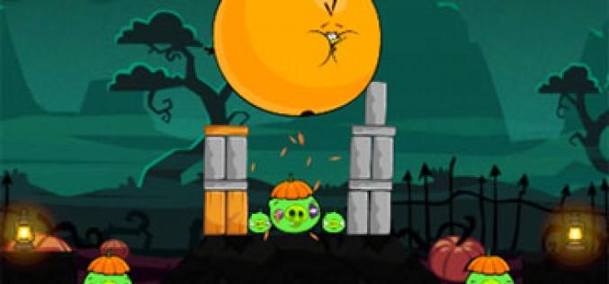 'Angry Birds Seasons' se renueva con Halloween y nuevo pájaro