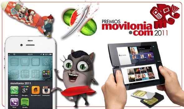 Premios movilonia.com 2011