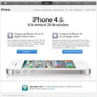 precios iPhone 4S libre